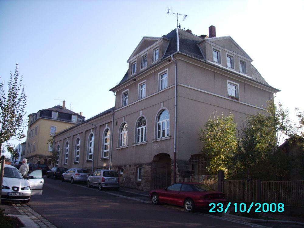 Die alte Turnhalle auf der Nordstraße 4