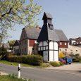 Historisches Trafohäuschen in Karsdorf