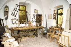 Die alte Stuhlbauwerkstatt im Stuhlbaumuseum