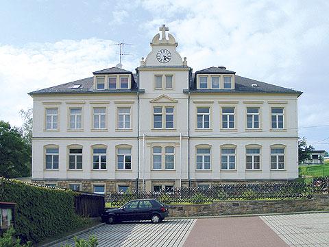 Alte Schule in Obernaundorf