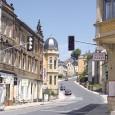 Rabenauer Straße Richtung Freital