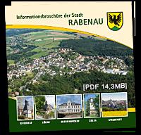 Infobroschüre der Stadt Rabenau