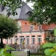 Außenansicht des Romantik Hotel Heidemühle