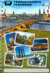 WANDER BOOK – das touristischen Tagebuch