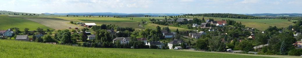 Blick auf Obernaundorf