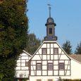 Alte Schule in Lübau