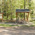 Kreuzung Steinernes Messer in der Dippoldiswalder Heide