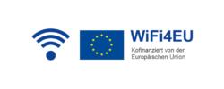 Logo WiFi4EU - Kofinanziert von der EU