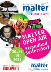 Plakat Malter Open-Air
